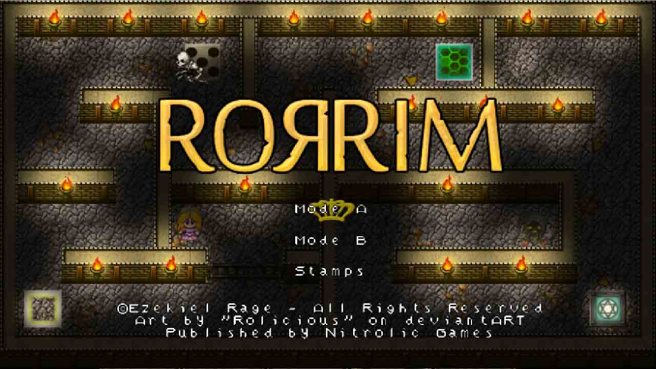 Rorrim Screenshot